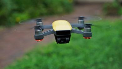 Drone service in telengana