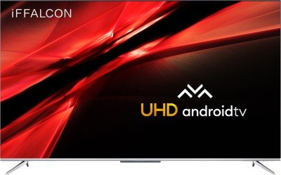iFFALCON by TCL 163.8cm (65 inch) Ultra HD (4K) LED Smart Android TV with HandsFree Voice Search(65K71)