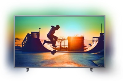 Philips 164cm (65 inch) Ultra HD (4K) LED Smart TV(65PUT6703S/94)