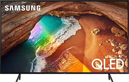 Samsung 123 cm (49 Inches) 4K Ultra HD Smart QLED TV QA49Q60RAKXXL (Black) (2019 Model)