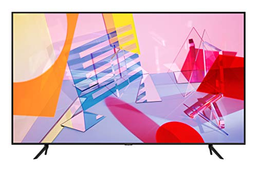 Samsung 163 cm (65 inches) 4K Ultra HD Smart QLED TV QA65Q60TAKXXL (Black) (2020 Model)