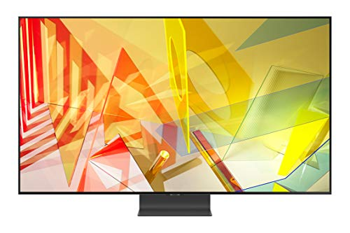 Samsung 163 cm (65 inches) 4K Ultra HD Smart QLED TV QA65Q95TAKXXL (Carbon Silver) (2020 Model)