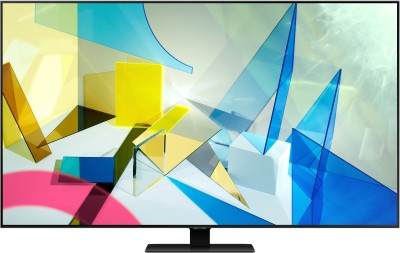 Samsung 163cm (65 inch) Ultra HD (4K) QLED Smart TV(QA65Q80TAKXXL)